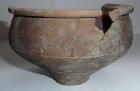 Gesmookt ruwwandig aardewerk