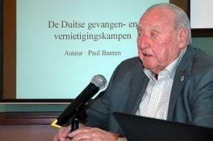 Spreekbeurt Paul Baeten