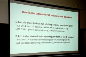 Vlaams-Brabant drinkt
