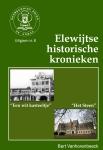 Voorzijde Elewijtse historische kronieken